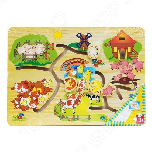 фото Головоломка Винтик и Шпунтик «Домашние животные», Головоломки и лабиринты для малышей
