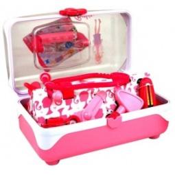 Купить Набор доктора в контейнере KLEIN Barbie