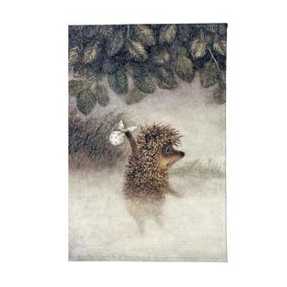 Купить Обложка для паспорта Mitya Veselkov «Ежик в тумане»