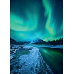 Купить Пазл 1000 элементов Heye «Северное сияние»