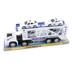 фото Набор машинок инерционных Shantou Gepai «Автовоз. Полиция»