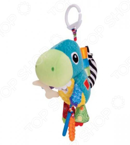 Погремушка-шуршалка Tomy «Динозавр Торин» Погремушка-шуршалка Tomy «Динозавр Торин» /