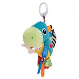 Купить Погремушка-шуршалка Tomy «Динозавр Торин»