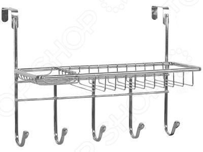 Полка подвесная Rosenberg JCH-831Полки для ванной<br>Полка подвесная Rosenberg JCH-831 поможет организовать пространство в вашей ванной комнате, ведь теперь полотенца и основные принадлежности будут располагаться на удобной полочке. Металлический каркас обеспечит долгую и надежную службу полки.<br>