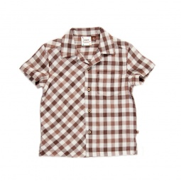 фото Рубашка с коротким рукавом Fore!! Axel and Hudson. Рост: 134-140 см