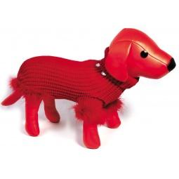 Купить Свитер для собак DEZZIE «Рокси». Цвет: красный