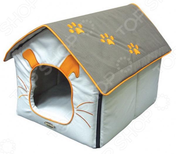 Домик-будка для собак DEZZIE 5625836