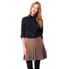 Фото Юбка Mondigo 5115. Цвет: коричневый. Размер одежды: 46