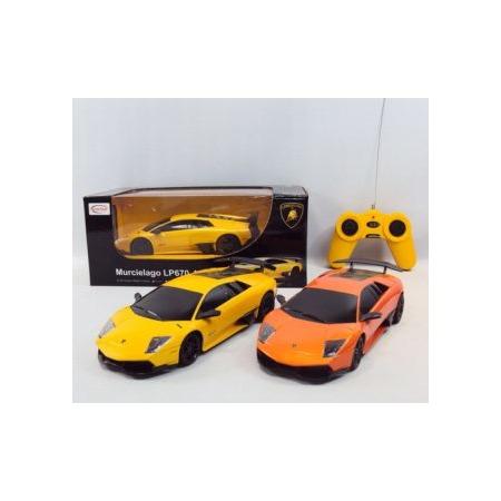 Купить Машина на радиоуправлении Rastar Lamborghini Murcielago LP670-4. В ассортименте