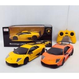 фото Машина на радиоуправлении Rastar Lamborghini Murcielago LP670-4. В ассортименте