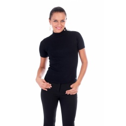 фото Свитер Mondigo 9136. Цвет: черный. Размер одежды: 42