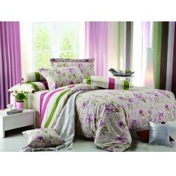 фото Комплект постельного белья Amore Mio Sangria. Provence. Евро