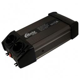 фото Инвертор автомобильный с USB Ritmix RPI-8001