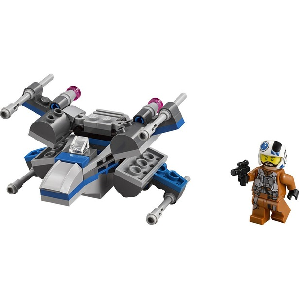 фото Конструктор игрушечный LEGO «Истребитель повстанцев»