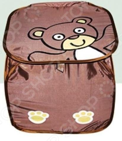 Корзина для игрового домика Shantou Gepai «Мишка» J-144 цена