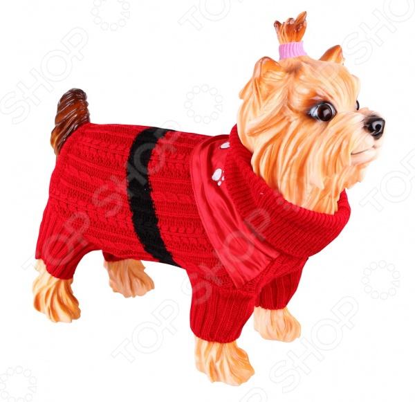 Свитер для собак DEZZIE 562523 свитер попона для собак dezzie 563560