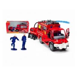 фото Машинка со светозвуковыми эффектами Dickie «Пожарная машина с фигурками»