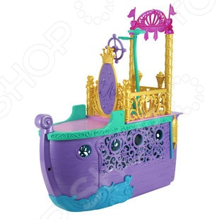 Набор подарочный Mattel «Волшебный корабль Ариэль»