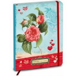 Купить Дневник школьный Проф-Пресс «Три красных цветка»
