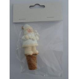 фото Пробка для бутылки Феникс-Презент 39158 «Дед Мороз»