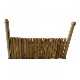 Купить Забор декоративный GREEN APPLE GBF1004-6 «Частокол»