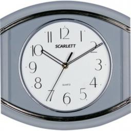фото Часы настенные Scarlett SC-55 QV