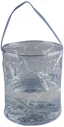 ����� �������� AceCamp Transparent Folding Bucket
