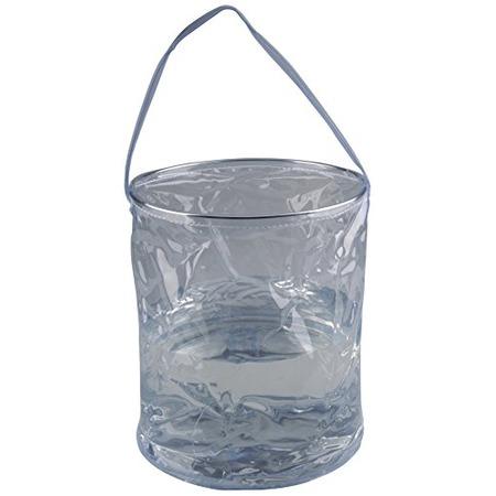 Купить Ведро складное AceCamp Transparent Folding Bucket