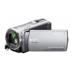 фото Видеокамера SONY HDR-CX200E. Цвет: серебристый