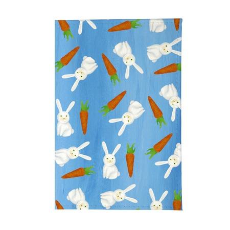 Купить Обложка для паспорта Mitya Veselkov «Зайки и морковки»