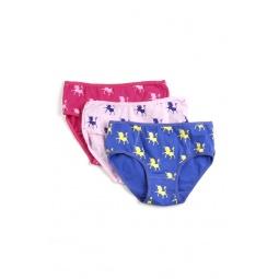 Купить Трусы для девочки Appaman Unicorn 3-Pack