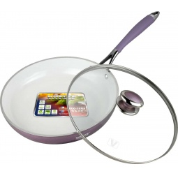 Купить Сковорода с керамическим покрытием Vitesse Jewelry Amethyst