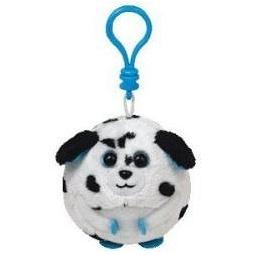 фото Мягкая игрушка с клипсой TY Далматин RASCAL. Высота: 12,5 см