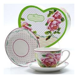 фото Чайный набор Mayer&Boch MB-23017 «Чайная роза»