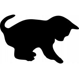 фото Набор: доска для заметок меловая и маркер Securit «Кот»