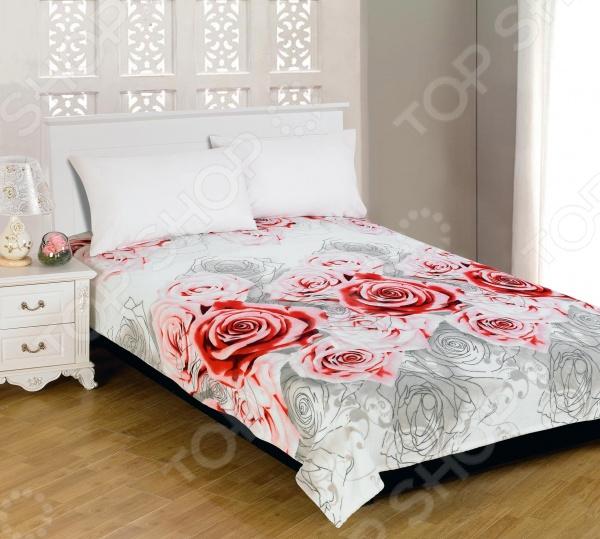 Плед Amore Mio Roses ChicПледы<br>Плед Amore Mio Roses Chic отличается невероятной мягкостью и оригинальным рисунком, который украсит вашу спальню и добавит в нее комфорт. Изделие изготовлено из высококачественной экологически чистой фланели материал, который прекрасно переносит как ручную, так и машинную стирку, легко очищается и не деформируется. После чистки яркость и насыщенность цветов остаются прежними. Он ценен еще и тем, что отлично сохраняет тепло и не накапливает статическое электричество. Плед порадует вас простотой и легкостью использования, оригинальным дизайном и красотой.<br>