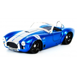 фото Модель автомобиля 1:24 Jada Toys Shelby Cobra 1965. Цвет: синий