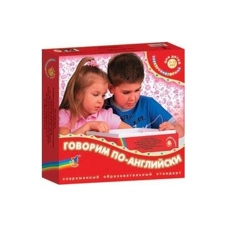 Купить Игрушка развивающая Дрофа «Электровикторина. Говорим по-английски»