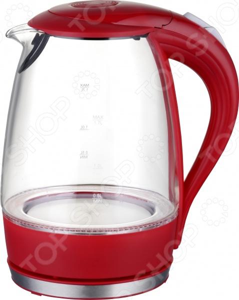 Чайник Sinbo SK 7338 чайник sinbo sk 7358 2200 вт 1 8 л пластик слоновая кость