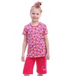 фото Пижама для девочки Свитанак 206518. Рост: 98 см. Размер: 28