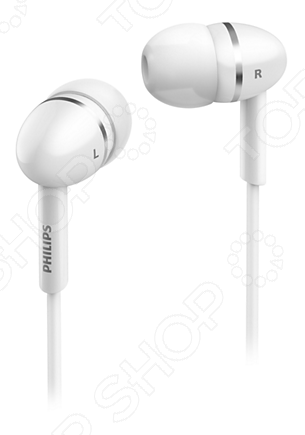 Наушники вставные Philips SHE1450WT philips she1450wt 51 white