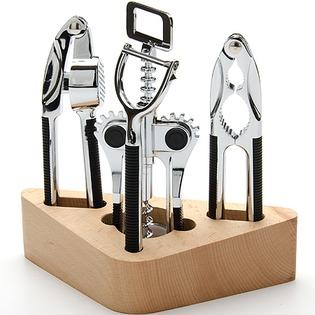 Купить Набор кухонных принадлежностей на подставке Mayer&Boch MB-4215