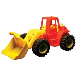 фото Трактор игрушечный Нордпласт «Ангара с грейдером». В ассортименте