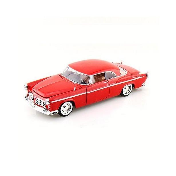 фото Модель автомобиля 1:24 Motormax Chrysler C300 1955. В ассортименте
