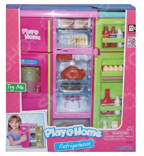 Холодильник игрушечный Keenway 21657 игрушечный холодильник