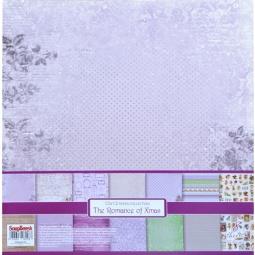 фото Набор бумаги для скрапбукинга ScrapBerry's «Новогодний Пейзаж»