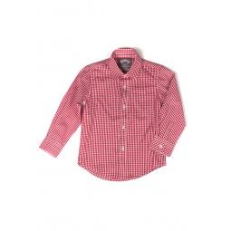 Купить Рубашка детская Appaman The Standard Buttondown. Цвет: красный