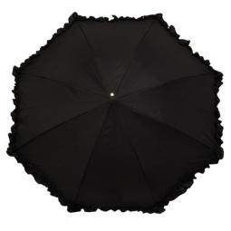 фото Зонт Isotoner 09249. Цвет: черный, белый
