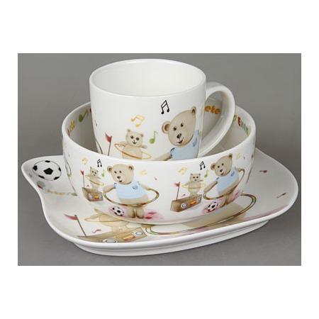 Купить Набор посуды для детей Rosenberg 8780