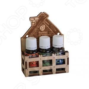 Набор эфирных масел Банные штучки 33402 набор эфирных масел банные штучки ель и пихта